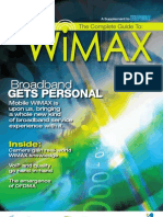 Complete Guide To Wimax