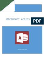 Microsoflt Access 2013