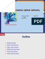 Passive Optical Network (PON) re