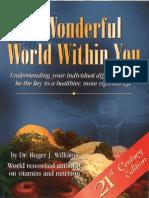 The Wonderful World Within You