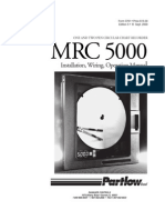 Mr c 5000 Manual