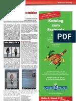 Mail Order World Messenger 2009 - Magento Mobile APP