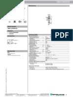Inductive Sensor NBB1,5 8GM40 Z0