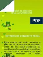 Exposicion Estados de Conducta Fetal