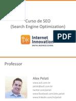 Curso de SEO - Internet Innovation - V1.2