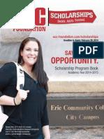 ECC 2014 Scholarship Book