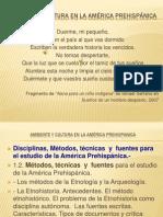 Etnohistoria y Fuentes