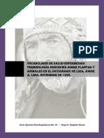 01. Vocabulario Quechua. Rec. Animaes y Vegetales.