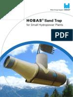 Hobas Sand Trap e