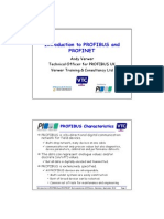 Introduction to Profibus Profinet