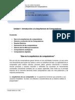 Unidad 1- Introducción a la Arquitectura de Computadores.pdf