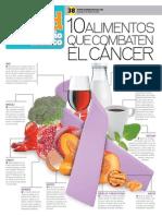 10 Alimentos Que Previenen El Cancer