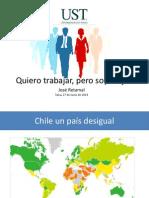 Brecha Salarial en Chile