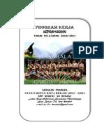 01 Program Kerja Penggalang 2010 2011