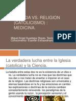 Ciencia vs Religion.