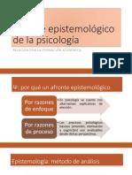 Afronte Epistemológico-Manuel Campos