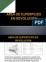 Superficies de Revolucion
