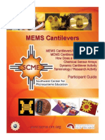 MEMS Cantilever
