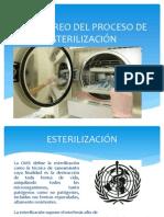 Monitoreo Del Proceso de Esterilización