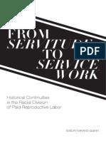 Servitude Read