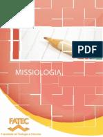 MISSIOLOGIA - Www.fatecc.com.Br