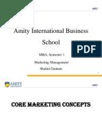 Presn 2 -Core Concepts