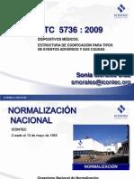 NTC 5736-2009 - PRESENTACIÓN DE LA NORMA.pdf