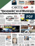 Periódico Norte edición del día 12 de agosto de 2014