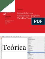 Teorica 1 Clasificacion Tipografica FULL