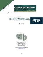 GED30 (Decimals)