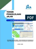 Teknik pengelolaan jalan Volume1