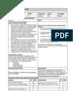 Medical ImagingMODUL Medical Imaging (5 CP)