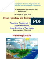 1.Final Urban Hydrology Drainage