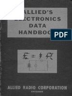 Allied Radio Data Handbook 2nd