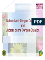 02 National Anti-Dengue Campaign and Updates