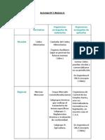 Cuadro Normativas y Organismos de Aplicacic3b3n