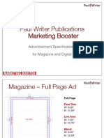 Ad Specs MarketingBooster