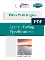 2007 - Asphalt Paving Specification
