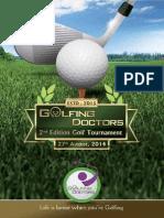 Golfing Doctors - Brochure