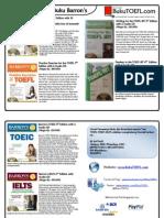 Katalog Penjualan Buku Barrons