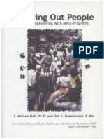 Michael Hall - Figuring Out People (Nlp Metaprograms)