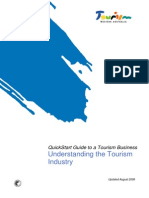 Understanding the Tourism Industry v3 280706 (Final)