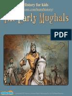 The Early Mughals - History India – Mocomi.com