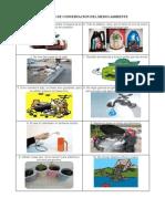 Medidas de Conservación Ambiental