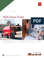 Wells Far Go Today