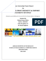 final project on e-procurement and import payment Mukund.doc