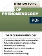 12-02-2012 Transcendental Phenomenology After the Ideen (1913)
