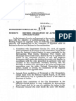 DOJ Circular No. 18, 18 June 2014