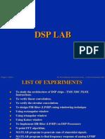Dsp Lab Demo Ppt