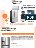 World-Import Com - 220 Volt Electronic Store